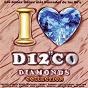 Compilation I love disco diamonds vol.11 avec Max Him / Savage / William King / Hot Cold / Charly Danone...