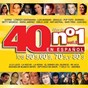 Compilation 40 años de no. 1 en español: los 50's, los 60's, los 70's y los 80's, vol. 2 avec María Jiménez / Jeanette / Frida Boccara / Salvatore Adamo / Karina...