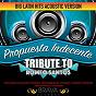 Album Propuesta indecente - (acoustic version) tribute to romeo santos - ep de Brava Hitmakers