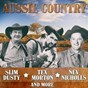 Compilation Aussie country avec Slim Dusty / Bullamakanka / Frank Ifield / Lucky Starr / Judy Stone...