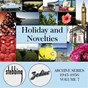 Compilation Zodiac archive series, vol. 7: holidays and novelties (1945-1956) avec Julian Lee / L.D.S. Maori Choir / Bill Wolfgramm's Hawaiians / The Hovell Sisters / Joy Asquith...
