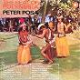 Album The beat of polynesia de Peter Posa