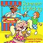 Album Summer holiday de Kidzone