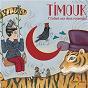 Album Timouk, l'enfant aux deux royaumes de Guillaume Connesson / Marie Gillain / Yun Sun Limet