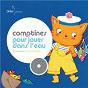 Album Comptines pour jouer dans l'eau de Natalie Tual / Le Chœur des Enfants / Sylvain Girault
